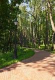 Tsaritsino park - Russia Moscow Royalty Free Stock Photos