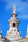 Tsaritsyno公园建筑学在莫斯科 库存图片