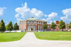 Tsaritsyno公园 免版税库存照片