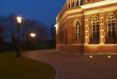 Tsaritsyno Stock Photo