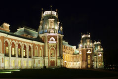 Tsaritsyno Royalty Free Stock Photography