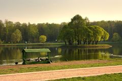 Tsaritsyno Royalty Free Stock Image