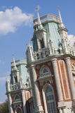 Tsaritsyno - the Grand Palace Stock Photography