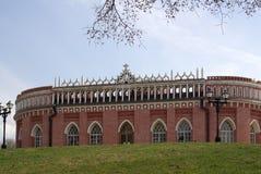 Tsaritsyno Moscow Royaltyfria Foton