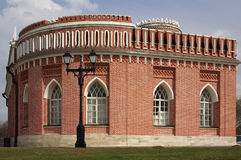 Tsaritsyno, Moscow Royalty Free Stock Images