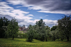 Tsaritsyno Palace Park. Moscow, Russia. 1775 Royalty Free Stock Photos