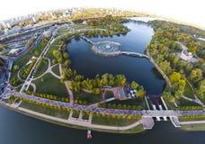 Tsaritsyno park Fotografia Stock