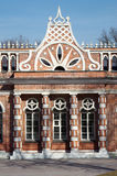 Tsaritsyno Park and Estate in Moscow Royalty Free Stock Photos