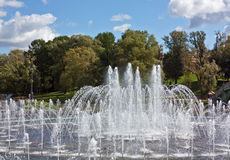Tsaritsyno Park,Moscow Stock Photography