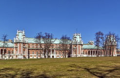 Tsaritsyno Park, Moscow Stock Photography