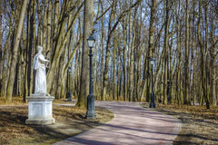 Tsaritsyno Park. Museum and reserve in Moscow, Russia Royalty Free Stock Photo