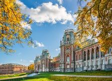 Tsaritsyno slott Royaltyfri Foto
