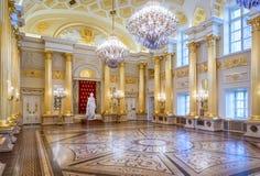Tsaritsyno slott Royaltyfri Fotografi