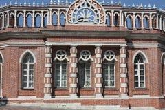 tsaritsynro της Μόσχας σωμάτων ιππικ&o Στοκ Φωτογραφίες