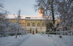 Tsars Chambers Royalty Free Stock Photo