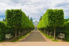 Tsarskoe Selo royalty-vrije stock foto's