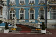 Tsarskoe Selo. stock fotografie