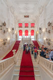 Tsarskoe Selo Interiors Stock Images