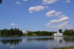 Tsarskoye Selo Stock Afbeelding