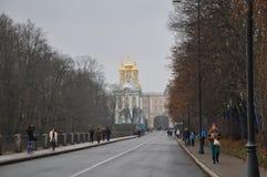 Tsarskoye Selo Imagen de archivo libre de regalías