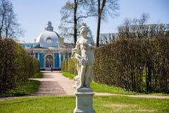 Tsarskoye Selo Stockbilder