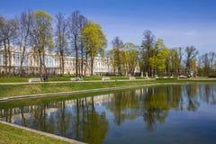 Tsarskoye Selo Stockfotografie