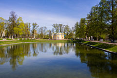 Tsarskoye Selo lizenzfreie stockfotografie
