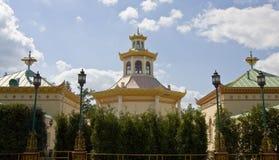 Tsarskoye selo, Chinese palace Royalty Free Stock Photo