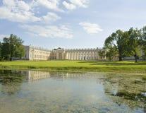 Tsarskoye selo, palace Stock Photography