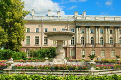 Tsarskoye Selo (Pushkin) Stock Images