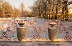 Tsarskoye Selo (Pushkin) Royalty Free Stock Images