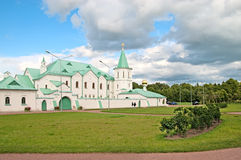 Tsarskoye Selo (Pushkin). Saint-Petersburg, Russia. The Martial Chamber Royalty Free Stock Photos