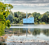 Tsarskoye Selo (Pushkin). Saint-Petersburg. Russia. The Turkish Bath Royalty Free Stock Images