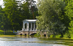 Tsarskoye selo, Russia Stock Photos