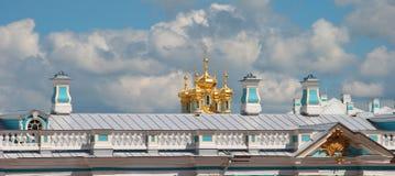 Tsarskoye Selo Royalty Free Stock Photos