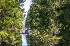 Tsarskoye selo Stock Images