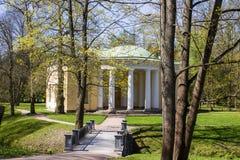 Tsarskoye selo Stock Photo