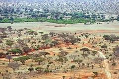 Tsavo National Park Stock Image