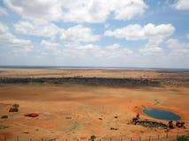 Tsavo wschodu park narodowy Obrazy Stock
