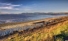 Tsawwassen, Columbia Britânica Fotos de Stock Royalty Free