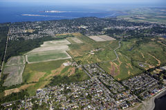 Tsawwassen and Point Roberts Stock Photo
