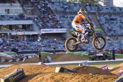Tschad-Schilf, australische Superx-Meisterschaft Lizenzfreie Stockfotos