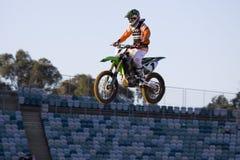 Tschad-Schilf, australische Superx-Meisterschaft Stockfotos