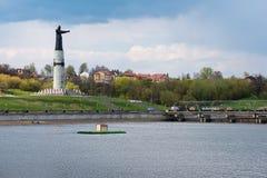 Tscheboksary-Bucht Lizenzfreie Stockbilder