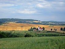 Tschechische Landschaft Lizenzfreie Stockbilder