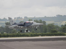 Tschechische Luftwaffe Aero ALCA L-159 figher Stockbild