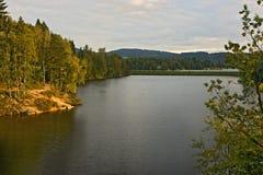 Tschechische Republik - Jablonec nad Nisou und Umgebungen stockbilder