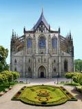 Tschechische Republik, Kutna Hora, UNESCO Stockbild