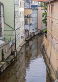 Tschechische Republik, Prag Kampa-Insel Stockfotos