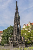 Tschechische Republik, Prag Monument zum Kaiser Franz I Stockfotos
